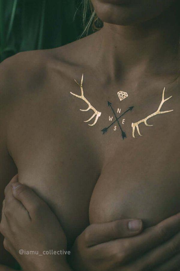 Iamu Collective Flash Tattoos - Wanderlife