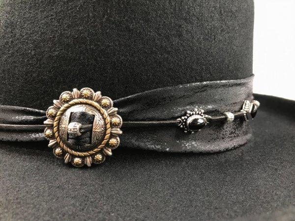 The Copper Head Gambler Hat by Vera Black