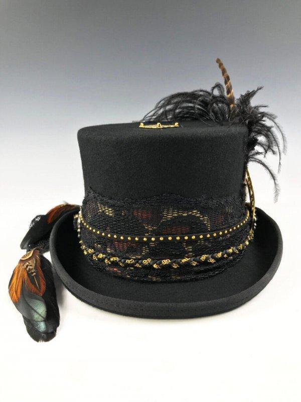 The Sleepy Hollow Top Hat by Vera Black