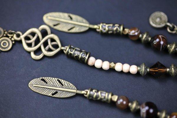 Crystal Sands Earrings