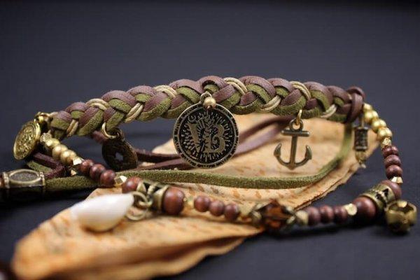 The Sandstorm Bracelet Set