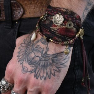 The Lizard King Bracelet Set