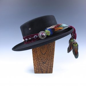 The Dreamweaver Gypsy Gambler Hat