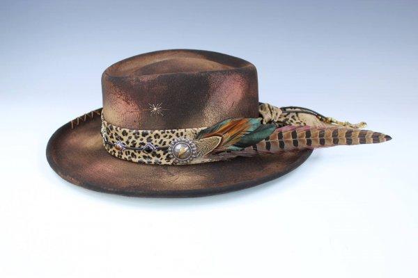 The Azteca Gambler